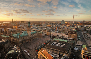 MEET HANSE City Center of the Event Destination Hamburg