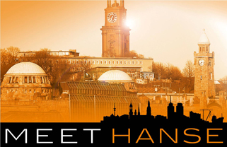 MEET HANSE: Locations, Catering an Entertainment in Hamburg